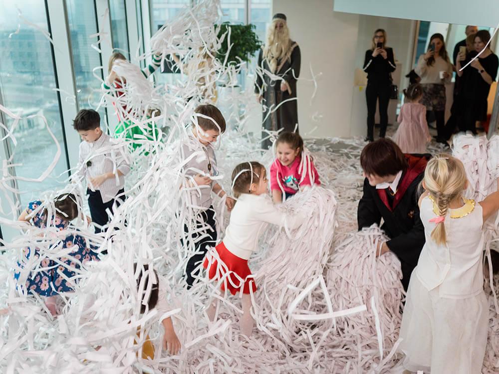 Детское мероприятие для Уралкалий